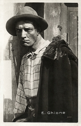 Emilio Ghione as Za-la-Mort