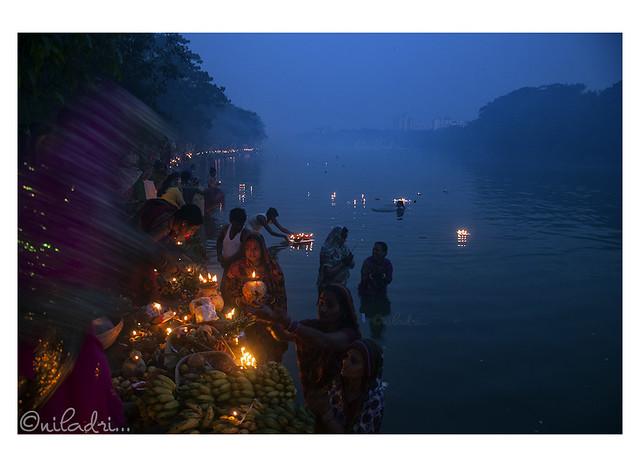 Morning Blues | Chhat | Kolkata 2014