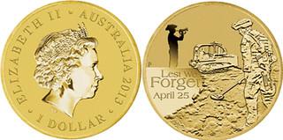 Australia — ANZAC Day ~ Engineers