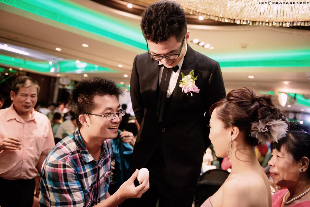 天空婚禮攝影179