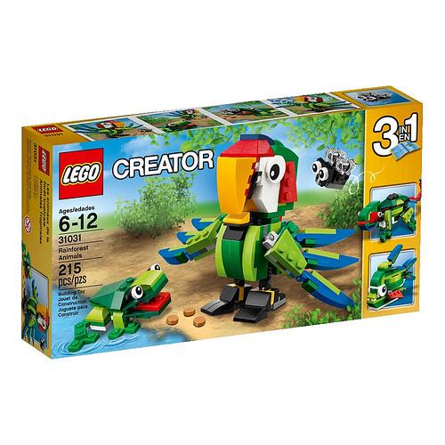 LEGO Creator 31031 Box