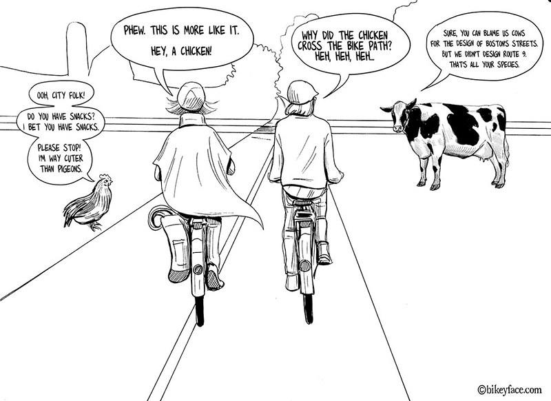Bike-cation