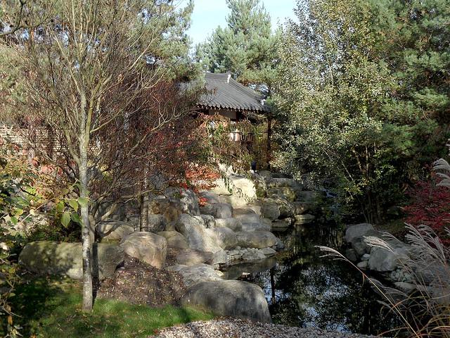 Gärten der Welt - Seouler Garten