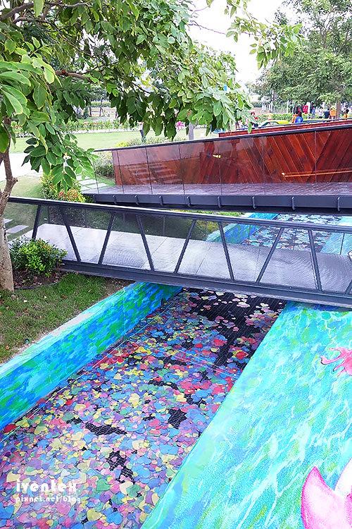 12刀口力台南善化南科幾米裝置藝術小公園