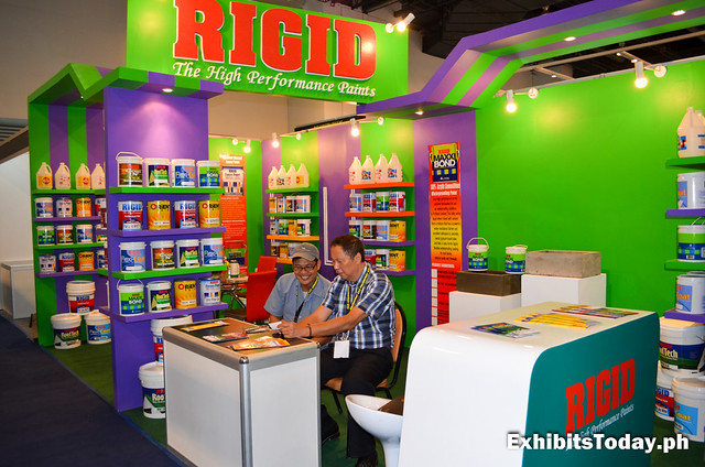 Rigid Exhibit Booth