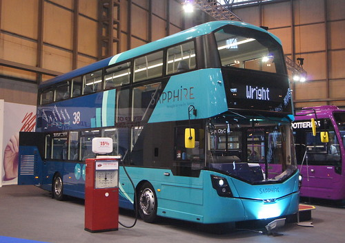 Euro Bus Expo 2014 - Wright Streetdeck 2