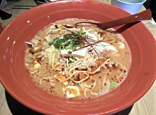 Spicy Mabo Ramen