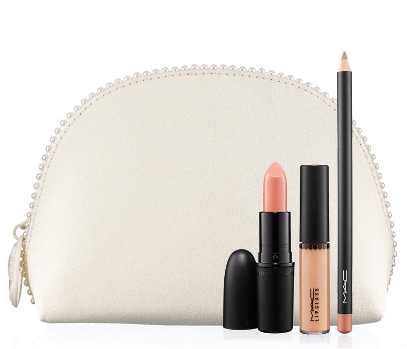 KEEPSAKES LIP LOOK BAG Nude Lip Bag