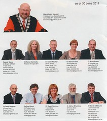 Town of Gawler Council 2011