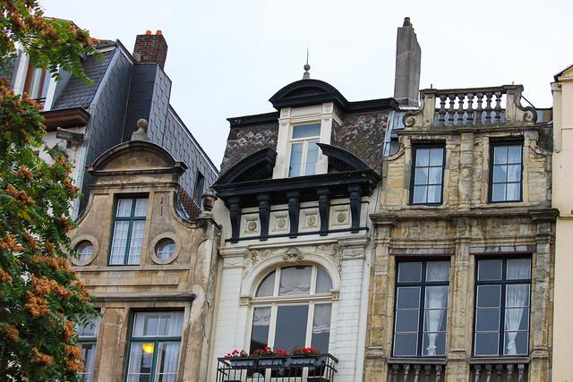 Rue de la Madeleine Brussels