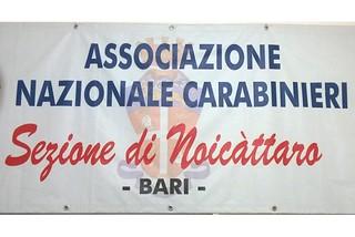 Noicattaro. Associazione Nazionale Carabinieri front