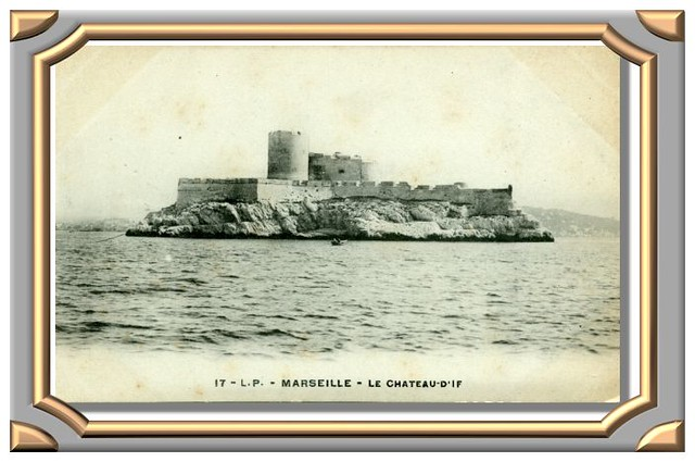 LE CHATEAU -D'IF 17 - L. P. - MARSEILLE