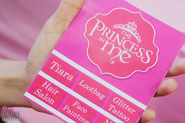 Tickets to The Princess in Me Launch
