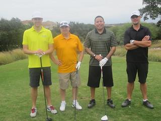Tom Garrow team