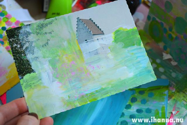 DIY Postcard Start 3