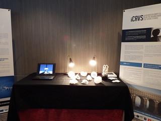 Visap at IEEE Vis 2014, Paris