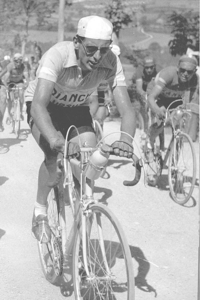 Fausto Coppi al Giro d'Italia 1950