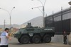 Tentara Berjaga di Lima