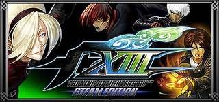FGO_KOFXIII_Steam