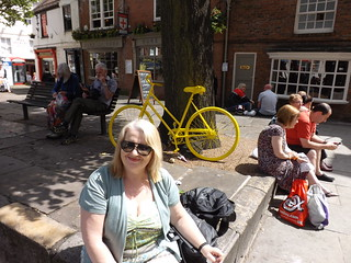 York just before the tour