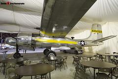 NX3222T 44-434722 - 28001 - Douglas A-26B Invader - Tillamook Air Museum - Tillamook, Oregon - 131025 - Steven Gray - IMG_8054