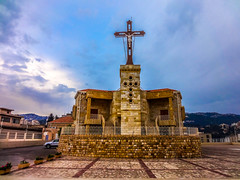 Church HDR, Antelias Lebanon