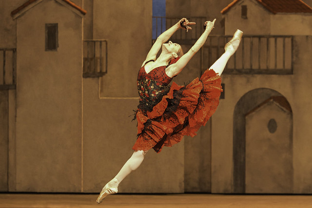 Marianela Nuñez in Don Quixote, The Royal Ballet © ROH/Johan Persson, 2013