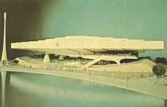 Bell System Pavilion - New York World's Fair 1964-65