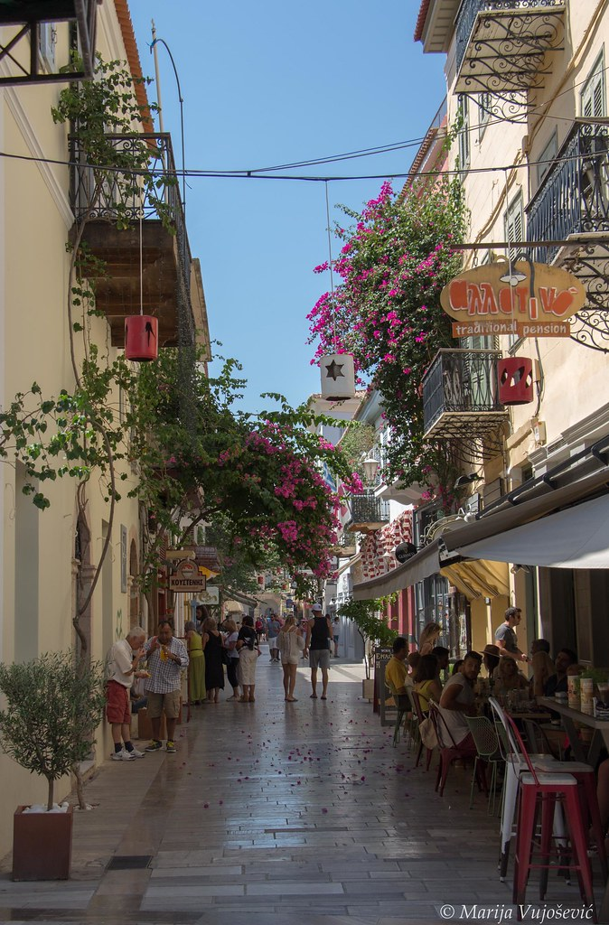 Nafplio - Argolis, Greece - Around Guides