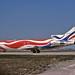 Braniff International 727-291 at KCLE by GeorgeM757