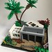 Jungle Abode by Stepped on a Lego