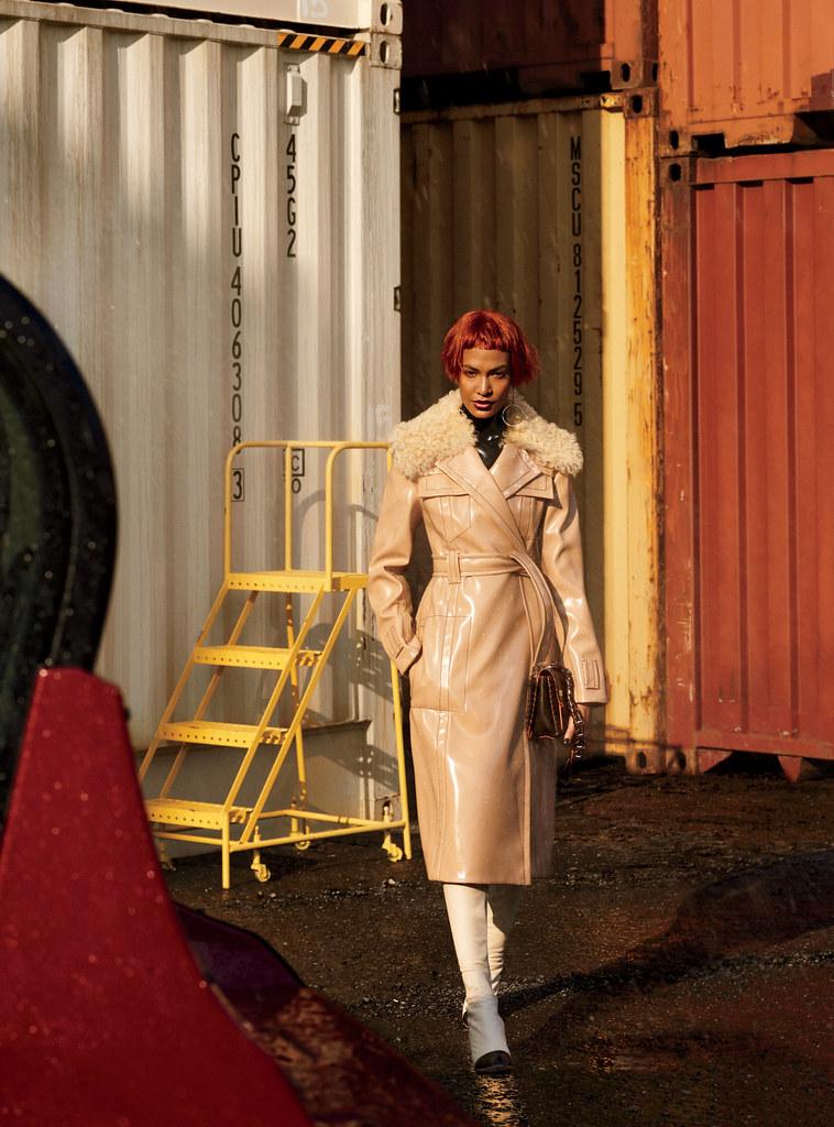 Джоан Смоллс — Фотосессия для «Glamour» 2016 – 6
