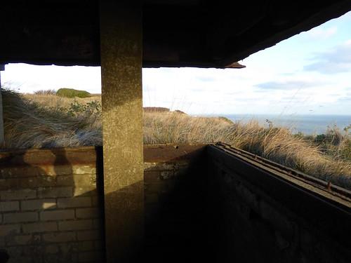 WW2 Gun emplacement