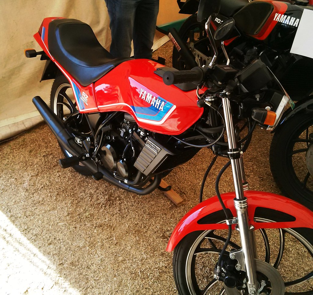 Yamaha 1985 RZ50   g