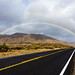 Another Perspective of the Awesome Rainbow Over Highway 78 by slworking2