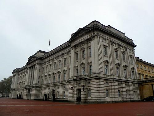 GOC London Public Art 147: Buckingham Palace