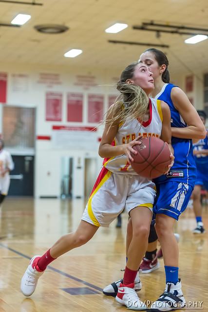 Bunnell vs. Stratford High - Girls High School Basketball
