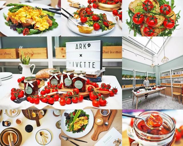 ivette cafe 台中早午餐 質感餐廳 蕃茄方舟 從產地到餐桌 298
