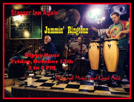 Jammin' Ringtonz 10-17-14