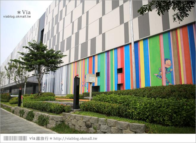 【南科幾米】台南|台積電南科幾米裝置藝術小公園~願望盛開‧許諾之地29