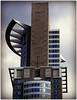 Building, Frankfurt, Francfort, Hesse, Deutschland, Germany, Allemagne