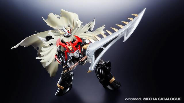 Super Robot Chogokin Mazinkaiser SKL - Reissued!