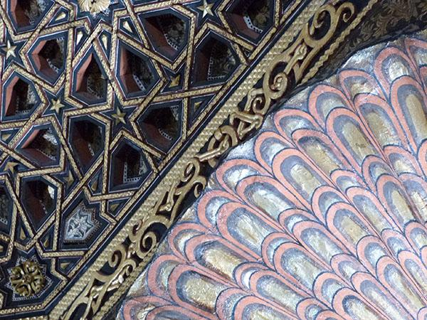 plafond oriental villandry
