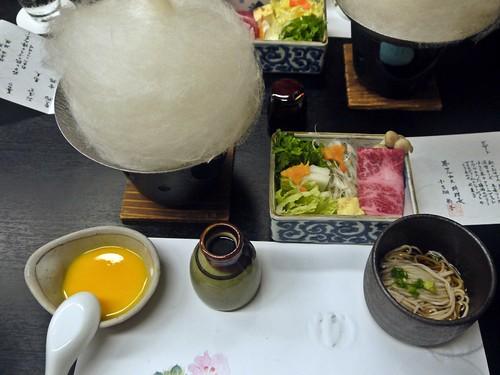 Hoshino Alps Resort Nagano Dinner