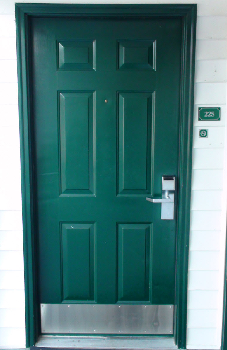 green door Is The Door Of Happiness Open Or Closed