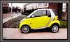 (117/365) Yellow (Smart Car) Meriden, CT / USA