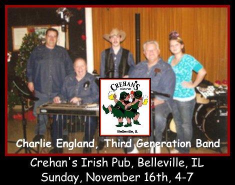 Charlie England 11-16-14