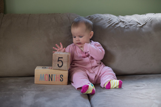 Emma 5 months-5
