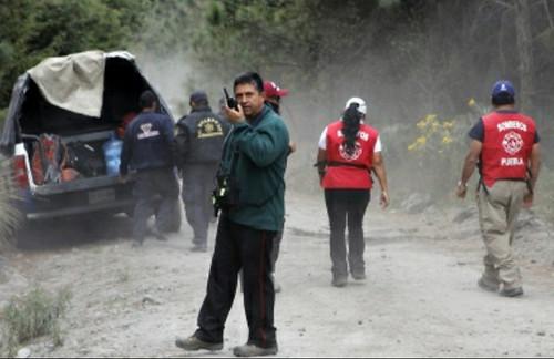 Resguardo en Guerrero