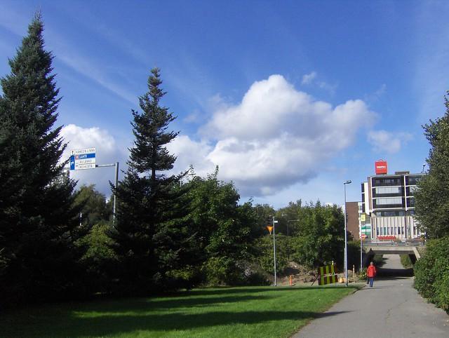 Hämeenlinnan moottoritiekate ja Goodman-kauppakeskus: Työmaan lähtötilanne 4.9.2011 - kuva 12